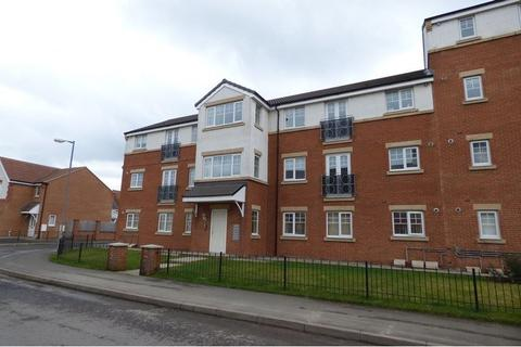 2 bedroom flat for sale - Blanchland Court, Ashington, Northumberland, NE63 8TG