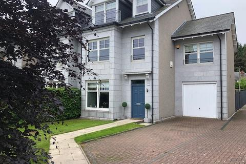 4 bedroom townhouse to rent - Springfield Road , West End, Aberdeen, AB15 6AW