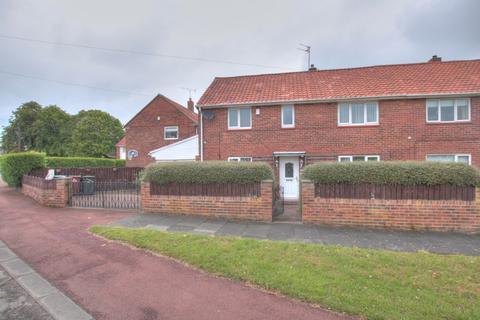 3 bedroom semi-detached house for sale - Hillsview Avenue , Kenton, Newcastle upon Tyne, NE3 3QL