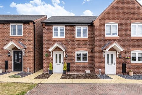 2 bedroom semi-detached house for sale - Iris Rise, Cuddington, Northwich, Cheshire