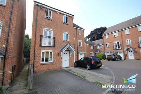4 bedroom townhouse to rent - Beech Road, Harborne, B17