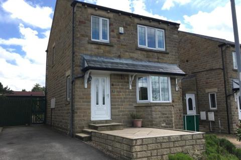 3 bedroom detached house to rent - Highoak Garth, Oakworth, Keighley, BD22 7QJ
