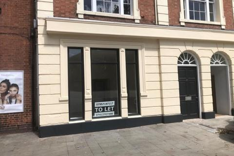Retail property (high street) to rent - Retail unit to let - Retford Town Centre