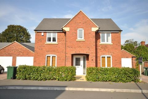 3 bedroom detached house for sale - Wicket Close, Loughborough, Leicestershire