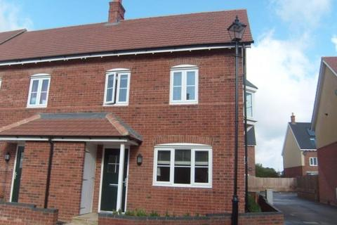 2 bedroom end of terrace house to rent - Hilton Close, Kempston