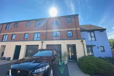 4 bedroom townhouse for sale - Mariners Walk, Barry