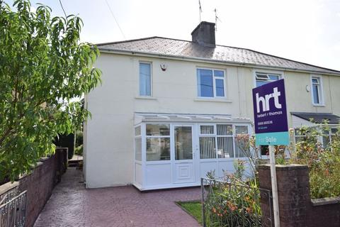 3 bedroom semi-detached house for sale - 21 Heol Eglwys, Pen-Y-Fai, Bridgend, CF31 4LY