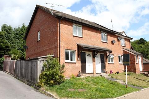 2 bedroom end of terrace house for sale - Kingswood Close, Exeter