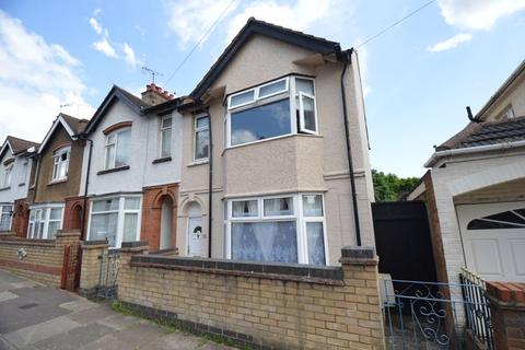 3 bedroom end of terrace house for sale - Kingston Road, Luton