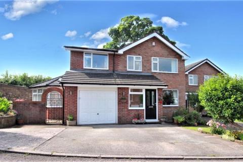 4 bedroom detached house for sale - Hillfields Close, Congleton