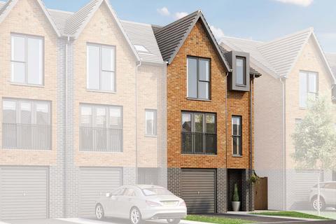 4 bedroom semi-detached house for sale - Plot 03, The Islington at Waters Edge, Edge Lane, Droylsden, Greater Manchester M43