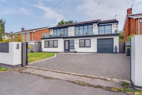5 bedroom detached house for sale - Davenport Road, Lower Heswall
