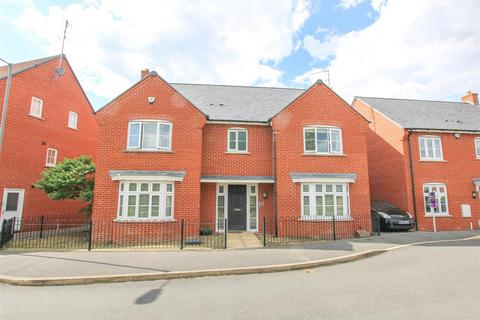 5 bedroom detached house for sale - Chaundler Drive, Buckingham Park, Aylesbury