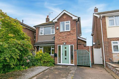3 bedroom detached house for sale - Castle Close, Calverton, Nottingham