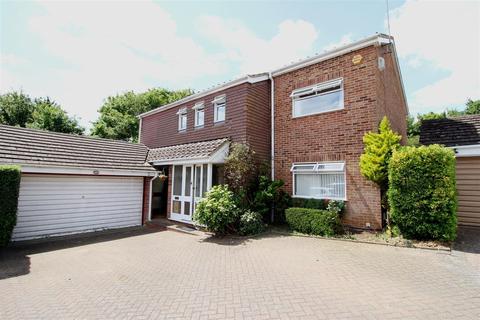 4 bedroom detached house for sale - Lingswood Park, Northampton