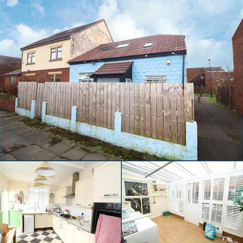 2 bedroom detached bungalow for sale - River View, Tynemouth