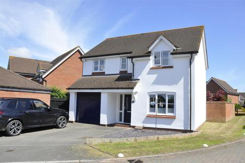 4 bedroom detached house for sale - Broadclyst, Exeter