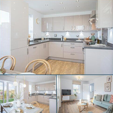 3 bedroom semi-detached house for sale - Plot 109, Moresby at Mill Brook, Mays Drive, Westbury BA13