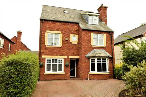 5 bedroom detached house for sale - Stockdale Drive, Whittle Hall, Warrington, Cheshire, WA5