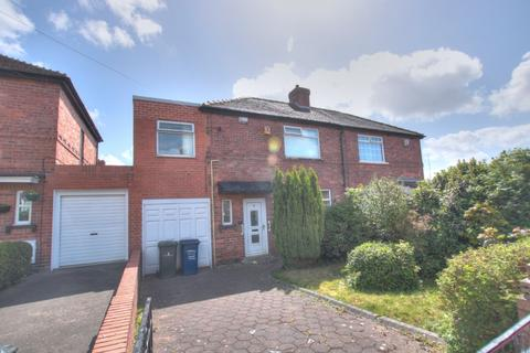 3 bedroom semi-detached house for sale - Broomridge Avenue, Condercum Park, Newcastle upon Tyne, NE15 6QP