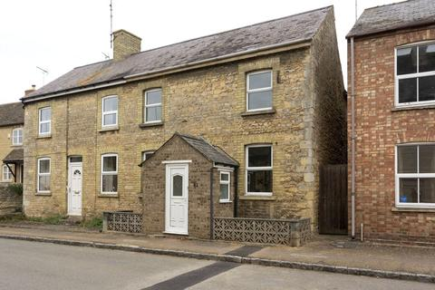 3 bedroom semi-detached house for sale - West Street, King's Cliffe, Northamptnshire, PE8