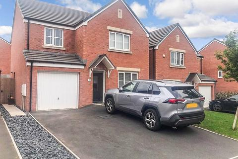 4 bedroom detached house for sale - Rhodfa'r Celyn, Coity, Bridgend. CF35 6GD