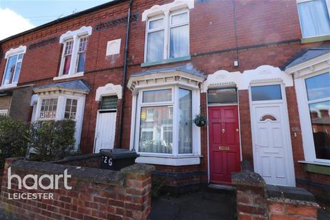 2 bedroom terraced house to rent - Clarendon Park Road