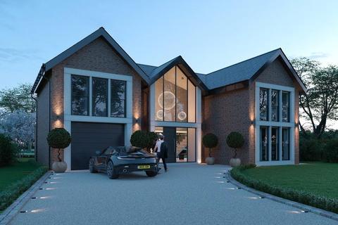 5 bedroom detached house for sale - Edgewater Oaks, Lea Road, Lea Town, Preston