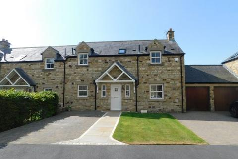 4 bedroom semi-detached house for sale - THE PADDOCK, WITTON LE WEAR, BISHOP AUCKLAND