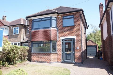 3 bedroom detached house for sale - Bankfield Drive, Bramcote, Nottingham, NG9