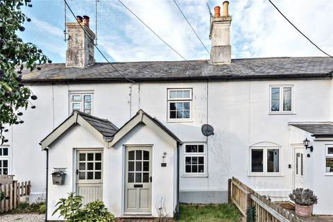 2 bedroom terraced house for sale - Links Cottages, Tichborne Down, Alresford, Hampshire, SO24