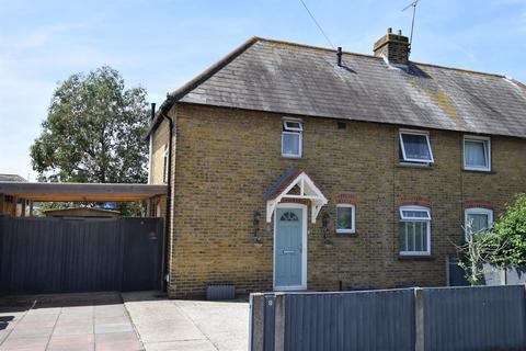 3 bedroom semi-detached house for sale - Station Road, Whitstable