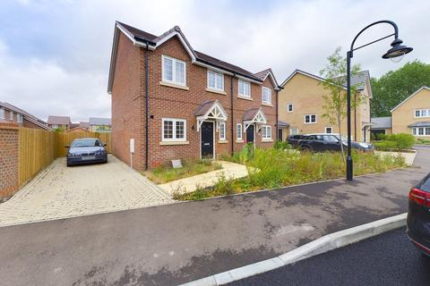 2 bedroom semi-detached house for sale - Woodfield Road, Highfields Caldecote