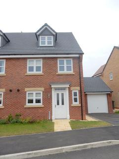 4 bedroom semi-detached house for sale - Ivy Close, Great Glen, Leicester, LE8 9AJ