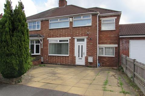 4 bedroom semi-detached house for sale - Ventnor Road, Solihull