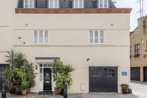 5 bedroom end of terrace house for sale - Salisbury Place, Marylebone, W1H