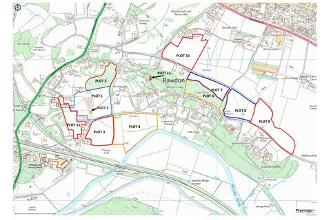 Land for sale - Plot 11 - Land south of Acacia Park Drive, Acacia Farm Estate, Cragg Wood, Rawdon, Leeds LS19 6JX
