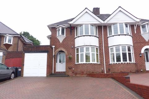 3 bedroom semi-detached house for sale - Welwyndale Road, Sutton Coldfield