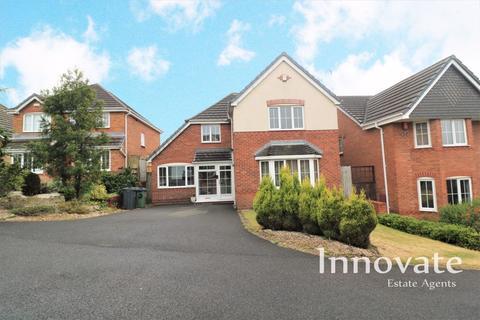 4 bedroom detached house for sale - Speakers Close, Oldbury