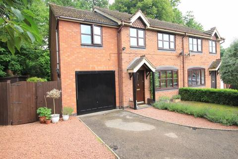4 bedroom semi-detached house for sale - Orchard Drive, West Felton, Oswestry