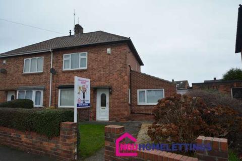 2 bedroom semi-detached house to rent - Roslin Park, Bedlington
