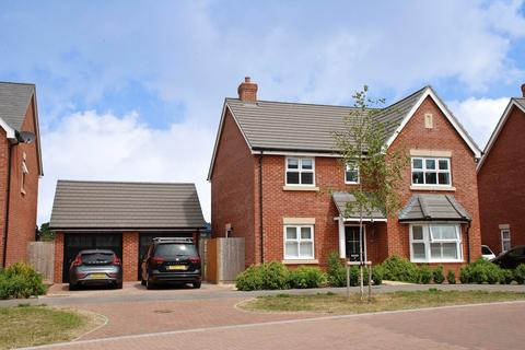 4 bedroom detached house for sale - Marryat Way, Bransgore, Christchurch, BH23