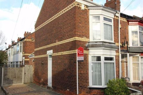 2 bedroom end of terrace house for sale - Manvers Street, Hull
