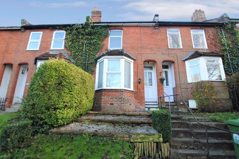 2 bedroom terraced house to rent - Manor Farm Road, Southampton, SO18