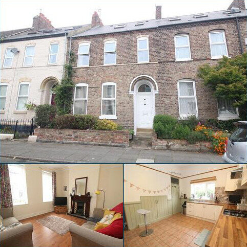 4 bedroom terraced house for sale - Beaumont Street, North Shields