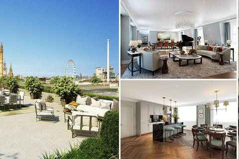 3 bedroom apartment for sale - Plot The Gladstone at 9 Millbank, 9 Millbank SW1P