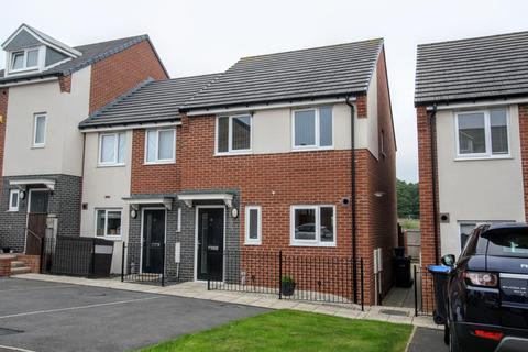 3 bedroom end of terrace house for sale - Oldwood Close, Newton Aycliffe