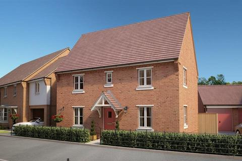 3 bedroom end of terrace house - Plot 135, HADLEY at The Village at Wedgwood Park, Wedgwood Drive, Barlaston, STOKE-ON-TRENT ST12