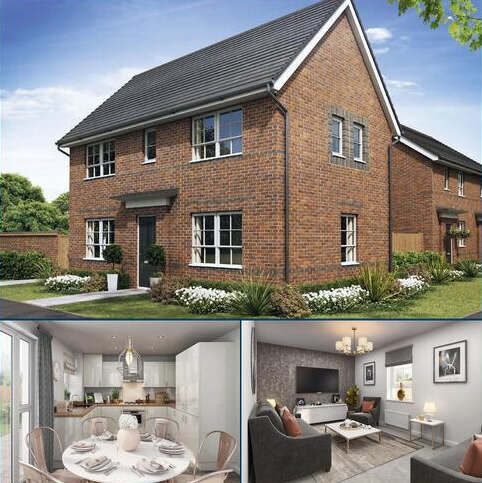 3 bedroom detached house for sale - Plot 150, Ennerdale at Holly Blue Meadows, Ruston Road, Burntwood, BURNTWOOD WS7