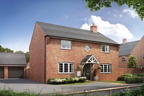 4 bedroom detached house for sale - Plot 35, Thornbury at Orchard Green @ Kingsbrook, Burcott Lane, Aylesbury, AYLESBURY HP22